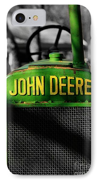 Another Deere IPhone Case by Cheryl Young