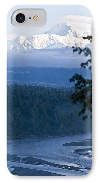 Another Denali View  Phone Case by Tara Lynn