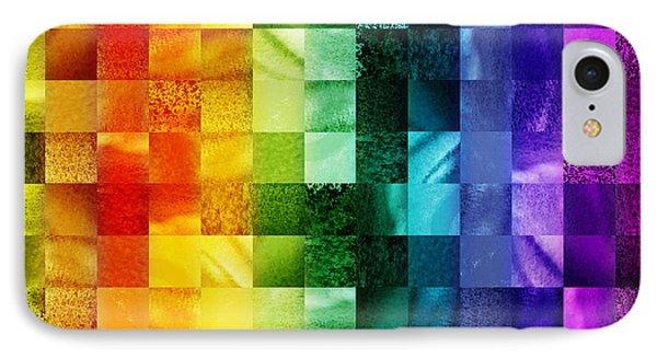 Another Kind Of Rainbow IPhone Case by Irina Sztukowski