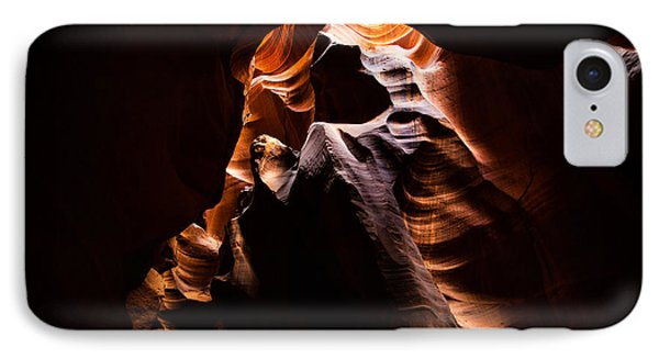 Antelope Canyon Light Phone Case by Bill Cantey
