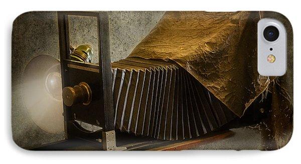 Antique Camera IPhone Case by Susan Candelario
