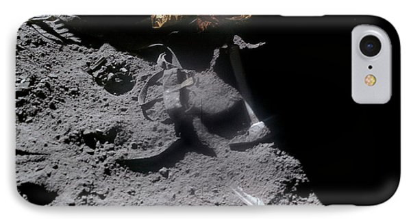 Apollo 15 Gravity Demonstration IPhone Case by Nasa