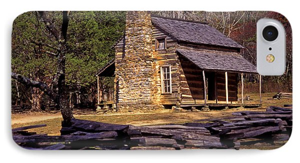 Appalachian Homestead Phone Case by Paul W Faust -  Impressions of Light