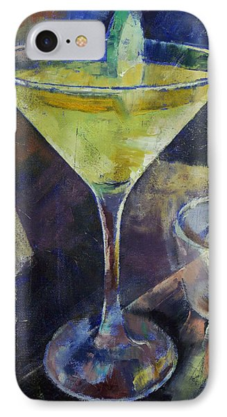 Appletini IPhone 7 Case by Michael Creese