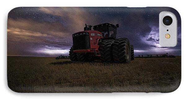 Approaching Storm IPhone Case by Aaron J Groen