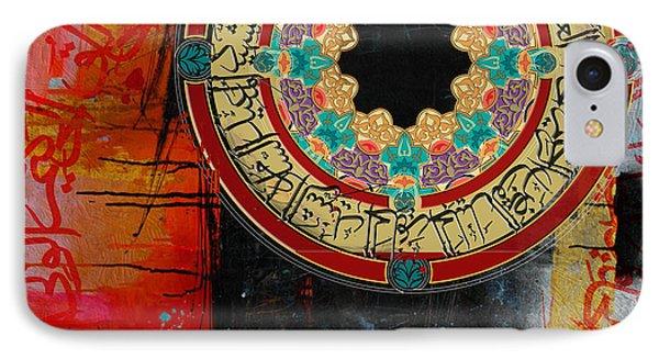 Arabesque 15c IPhone Case by Shah Nawaz