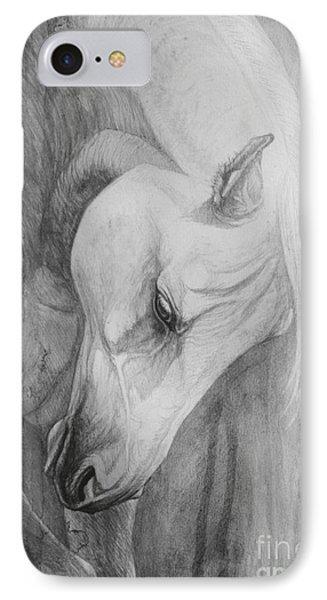 Arabian Gentleness IPhone Case by Silvana Gabudean