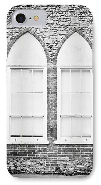 Arch Window IPhone Case by Tom Gowanlock
