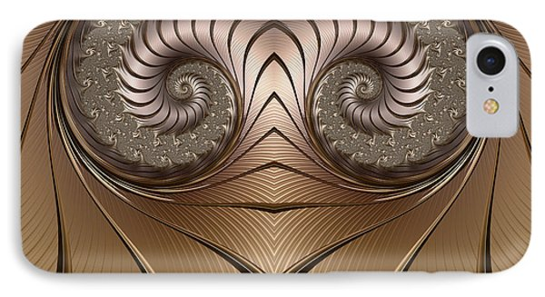Aries IPhone Case by John Edwards