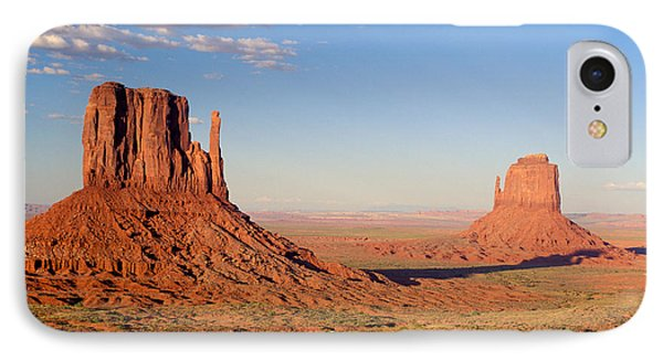 Arizona Monument Valley IPhone Case by Anonymous
