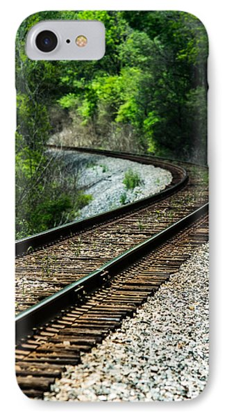 Around The Bend Phone Case by Parker Cunningham