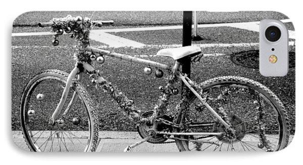 Art Bike Phone Case by Laura Jimenez