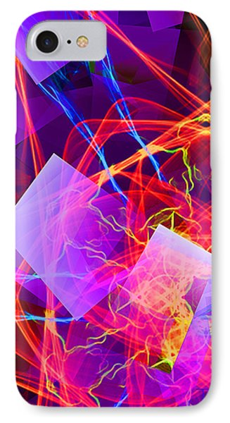 Artificial Intelligence IPhone Case by Thomas Bryant