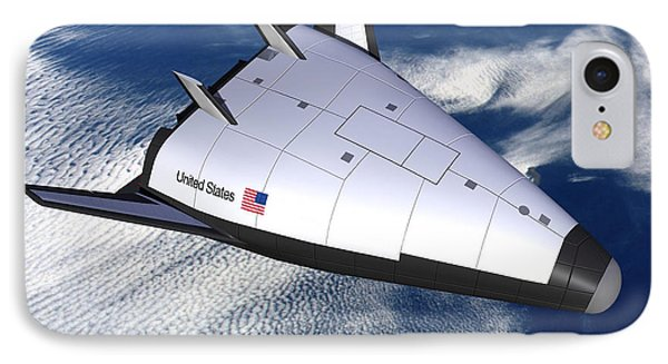 Artists Rendering Of The X-33 Reusable IPhone Case by Stocktrek Images