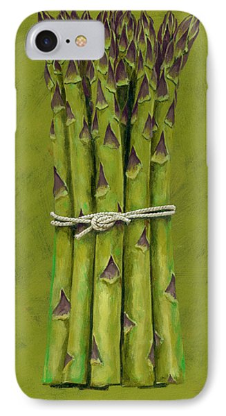 Asparagus IPhone 7 Case by Brian James