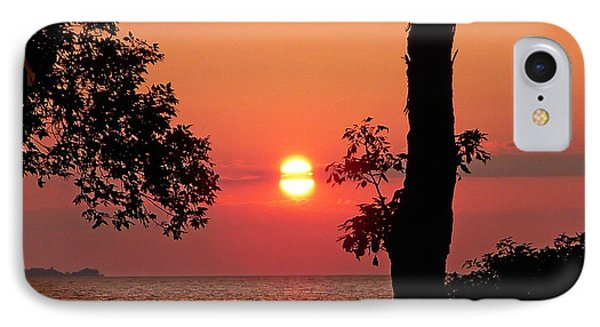 Association Island Sunset IPhone Case by Aimee L Maher Photography and Art Visit ALMGallerydotcom