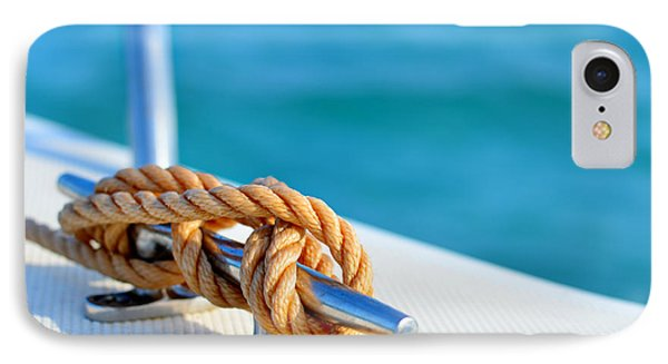 At Sea IPhone Case by Laura Fasulo
