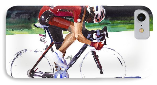 At The Front IPhone Case by Shirley  Peters