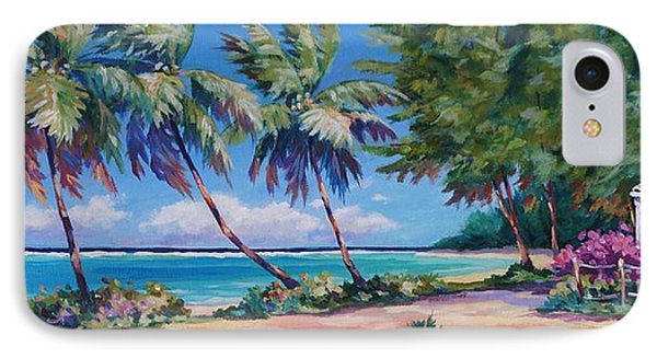 At The Island's End IPhone Case by John Clark