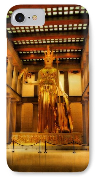 Athena Parthenos IPhone Case by Dan Sproul