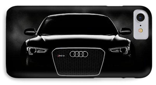 Audi Rs5 IPhone Case by Douglas Pittman