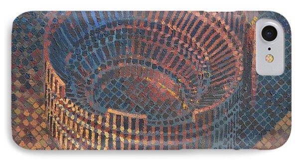 Autumn Amphitheatre Phone Case by Mark Howard Jones