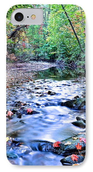 Autumn Arrives Phone Case by Frozen in Time Fine Art Photography