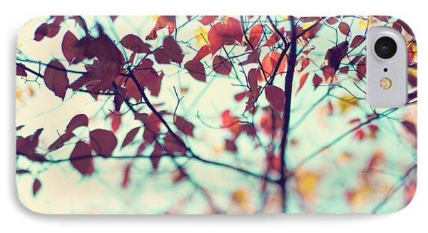 Autumn Beauty IPhone Case by Kim Fearheiley