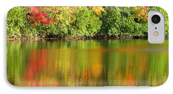 Autumn Brilliance Phone Case by Ann Horn