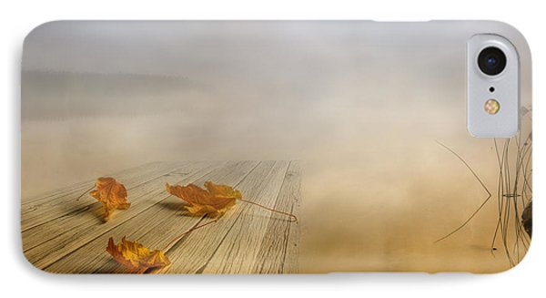 Autumn Fog Phone Case by Veikko Suikkanen