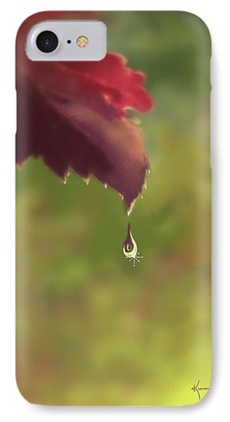 Autumn Rain Phone Case by Kume Bryant