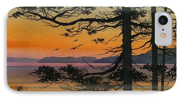 Autumn Shore Phone Case by James Williamson