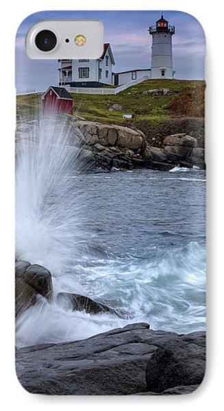Autumn Tide IPhone Case by Rick Berk