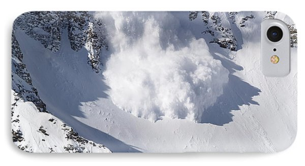 Avalanche II IPhone Case by Bill Gallagher