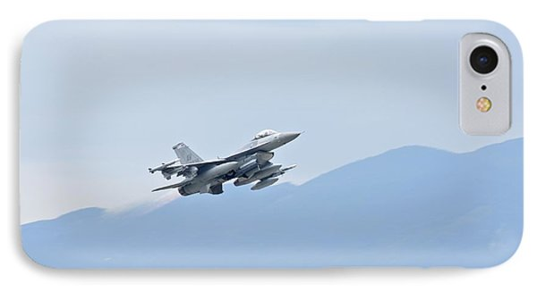 Aviano F16 IPhone Case by Staff Sgt Jessica Hines