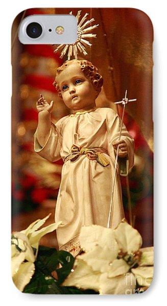 Baby Jesus Phone Case by Gaspar Avila