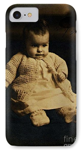 Baby Virginia 1930 Phone Case by Unknown