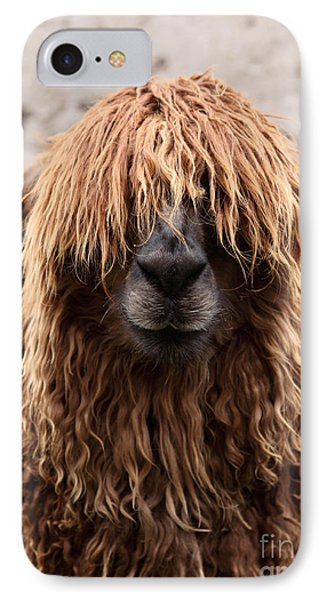 Bad Hair Day IPhone 7 Case by James Brunker