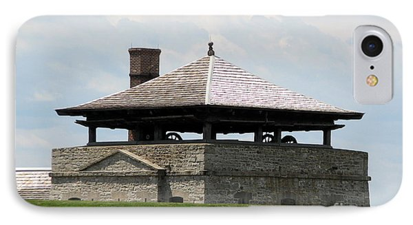Bake House At Old Fort Niagara Phone Case by Rose Santuci-Sofranko
