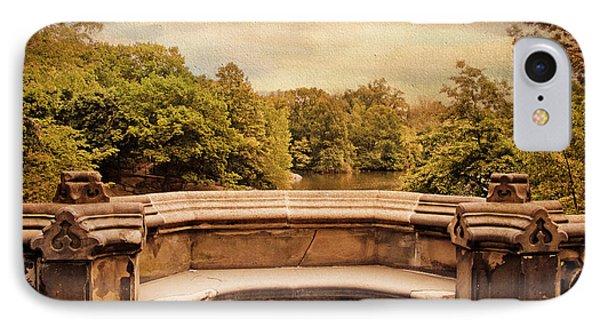Balcony Bridge IPhone Case by Jessica Jenney