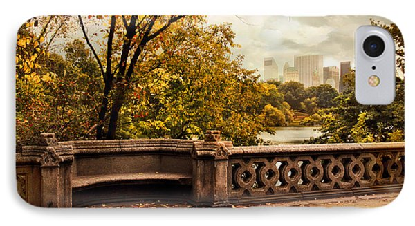 Balcony Bridge Views IPhone Case by Jessica Jenney
