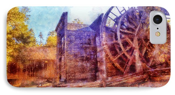 Bale Grist Mill Phone Case by Kaylee Mason