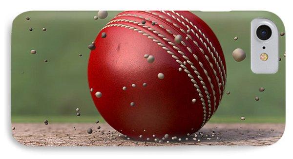 Ball Strike IPhone Case by Allan Swart