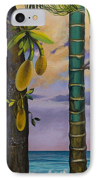 Banana Country Phone Case by Vrindavan Das