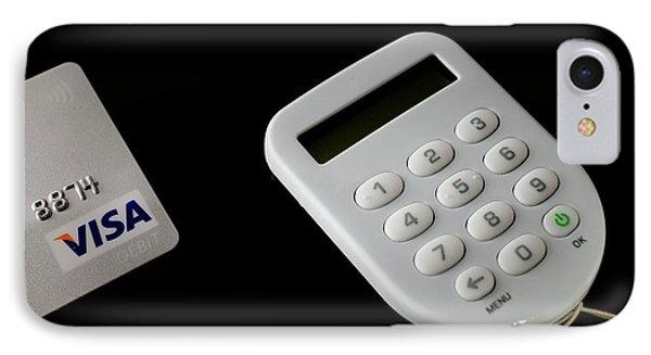 Bank Security IPhone Case by Robert Brook