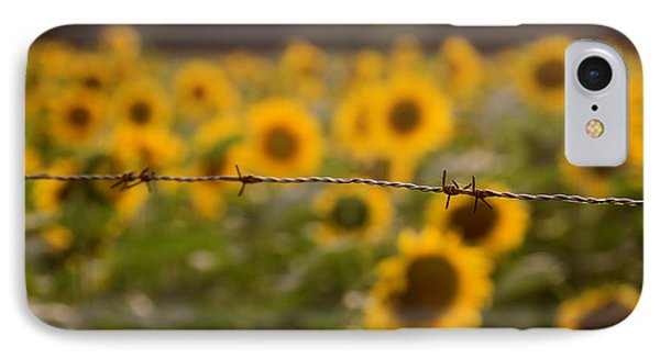 Barbed IPhone Case by Dorothy Drobney