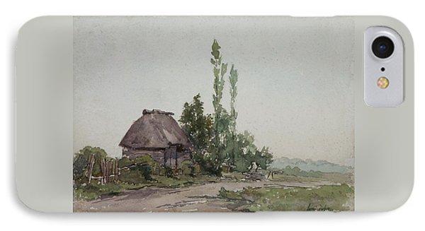 Barstaimat, Forest Of Mormul  IPhone Case by Henri Duhem
