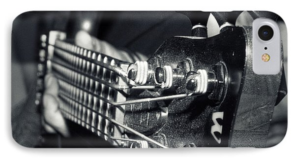 Bass  IPhone Case by Stelios Kleanthous
