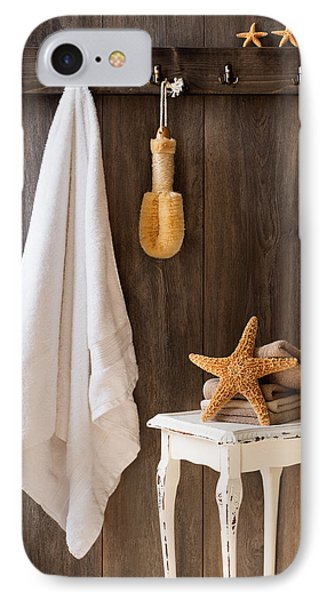 Bathroom IPhone Case by Amanda Elwell