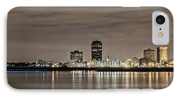 Baton Rouge Skyline IPhone Case by Andy Crawford